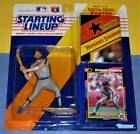 1992 HOWARD JOHNSON New York Mets NM+ * FREE s/h* final Starting Lineup + poster
