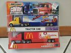 Matchbox 2 Convoy McDonalds Semi Trucks New