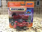 2014 Matchbox Real Working Rigs CASE IH COMBINE HARVESTER Hard To Find