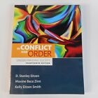 In Conflict and Order Understanding Society 14th Edition by Eitzen D Sta
