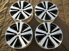 2019 SUBARU OUTBACK 18 WHEELS STOCK OEM FACTORY 18 RIMS 5x1143mm LEGACY 68861