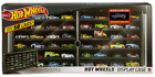 Hot Wheels Display Case Holds 50 Cars includes 55 Chevy Bal Air Gasser