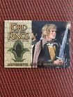 2002 Topps Lord of the Rings: The Fellowship of the Ring Collector's Update Trading Cards 10