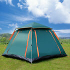 Waterproof 3 4 People Automatic Instant Pop Up Camping Tent For Outdoor Hiking