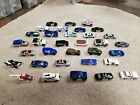 Matchbox Lot of 33 Law Enforcement Police SWAT Sheriff Highway State Patrol