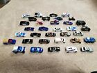 Matchbox Lot of 34 Law Enforcement Police SWAT Sheriff Highway State Patrol
