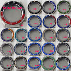 41mm sapphire glass Watch Case fit NH35 NH36 Movement 200M water resistance