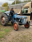 Fordson Dexta Tractor Ford not massey 35 3000