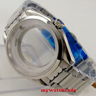40mm sapphire glass automatic Watch Case fit SKX 4R35 7S26 NH35 NH36 Movement