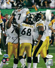 BEN ROETHLISBERGER AUTOGRAPHED SIGNED PITTSBURGH STEELERS 8X10 PHOTO 20858 JSA