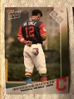 2017 INDIANS PLAYERS WEEKEND TOPPS NOW 5-CARD TEAM SET Only 294 Sets + 2 Bonus
