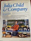 78 JULIA CHILD  COMPANY Book autographed To Daughter Of Golfer Chandler Egan
