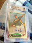 2012 Topps Chrome Baseball Autograph Rookie Variations Visual Guide 51