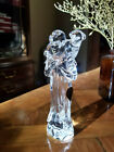 Waterford Crystal The Nativity Collection Shepherd w Lamb Mint Condition