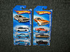 Lot of 6 Hotwheels Die Cast Cars Muscle Mania All Brand New Ships Boxed