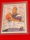 Percy Harvin Cards and Rookie Card Guide 24