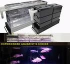 Aquarium External Filter Trickle Rain Drop Upper Fish Tank Water Box w Pump