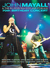 John Mayall The Bluesbreakers and Friends 70th Birthday Concert DVD 2003
