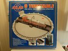 Atlas O Scale Turntable 6910 New In Box 3 Rail Or 2 Rail