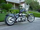 2004 Custom Built Motorcycles Chopper Chopper Style Ridge Frame LOUD Pipes REV TECH 100