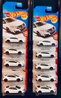Hot Wheels  327 Then and Now 16 Honda Civic Type R White Lot of 10