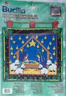 Bucilla Brightest Star Nativity Advent Calendar 84407 Christmas Felt Applique