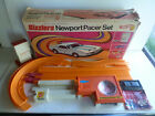 vintage Mattel Hot Wheels Sizzlers Newport Pacer track kit without car