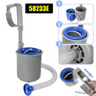 Above Ground Swimming Pool Surface Skimmer Basket Debris Clean 58233E Authorized