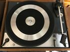 Dual 1219 Turntable United Audio Base Dust Cover W Empire 888 Cartridge