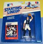 1988 MATT NOKES Detroit Tigers Rookie #33 *FREE_s/h* Starting Lineup