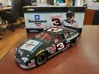 1999 Dale Earnhardt 3 GM Goodwrench Plus Sign 118 Action NASCAR DieCast MIB
