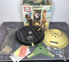 NOS Vintage Rare HTF Primus Campecue Sweden Single Burner Camp Stove Outdoor BBQ