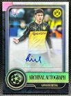 2020-21 Topps Museum Collection UEFA Champions League Soccer Cards 25