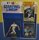 1990 WILL CLARK San Francisco Giants NM- * FREE_s/h* Starting Lineup + 1986 card