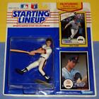 1990 WILL CLARK San Francisco Giants NM+ power swing Starting Lineup + 1986 card
