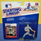 1988 ROB DEER Milwaukee Brewers NM #45 Rookie *FREE_s/h* Starting Lineup