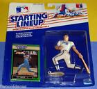 1989 PAT TABLER sole Kansas City Royals NM- * FREE s/h * Starting Lineup