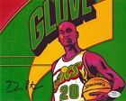 Gary Payton Rookie Cards and Autographed Memorabilia Guide 45