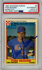 Tom Seaver Cards, Rookie Cards and Autographed Memorabilia Guide 47