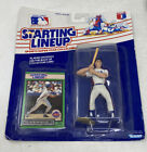 1989 STARTING LINE UP KEVIN MCREYNOLDS NY METS ACTION FIGURE AND CARD Brand New