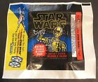 1977- 1983 Empty Wrapper Lot For Star Wars Empire Jedi - 26 Wrappers Total