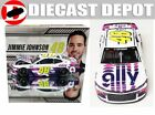 JIMMIE JOHNSON 2020 ALLY WHITE 1 24 ACTION