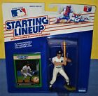 1989 MIKE PAGLIARULO New York Yankees NM+ Rookie *FREE s/h sole Starting Lineup
