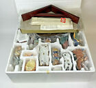Large Vintage KIRKLAND COSTCO Nativity w Creche NEVER USED PERFECT CONDITION