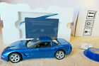 FRANKLIN MINT 1999 C5 CORVETTE124MIB