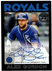 Alex Gordon Rookie and Prospect Card Guide 23