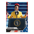 2020 Topps Now Election Trading Cards - Inauguration Print Runs 6