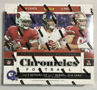 2019 Panini Chronicles Football Hobby Box - 2 Autos + 1 Memorabilia NFL