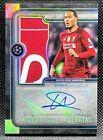 2020-21 Topps Museum Collection UEFA Champions League Soccer Cards 17