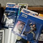 1996 Greg Maddux & 1993 Kirby Puckett Starting Lineup-Sealed Package